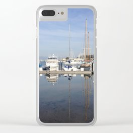 Jeffersons loop - City of San Francisco Clear iPhone Case