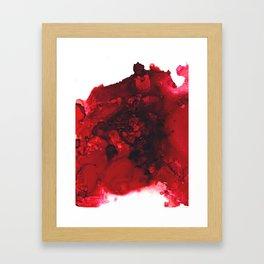 Muladhara (root chakra) Framed Art Print