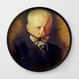 Pyotr Ilyich Tchaikovsky, Music Legend Wall Clock