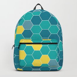 Bee Beach Backpack