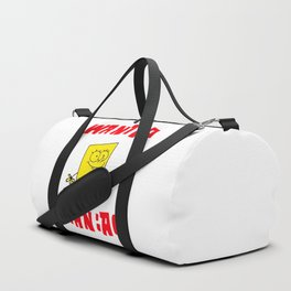 Wanted Maniac Duffle Bag