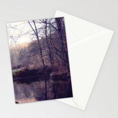 still water Stationery Cards