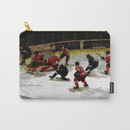 The End Zone - Ice Hockey Game Carry-All Pouch