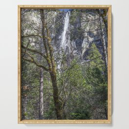 Yosemite Falls Serving Tray