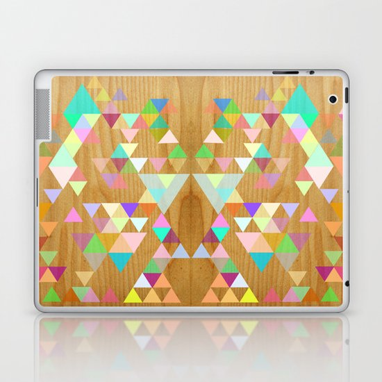 Things fall into place Laptop & iPad Skin