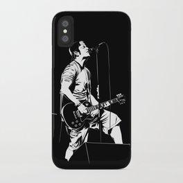 T. S. B/W iPhone Case