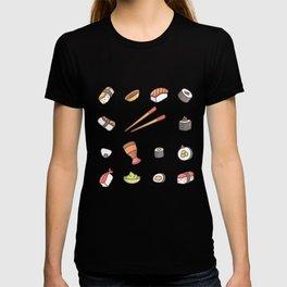 i want sushi  T-shirt