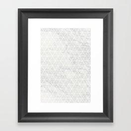TriangUlina Framed Art Print