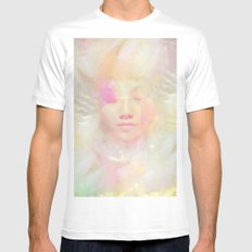 Positive visualization Mens Fitted Tee White MEDIUM