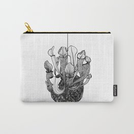 Nepenthes kokedama Carry-All Pouch