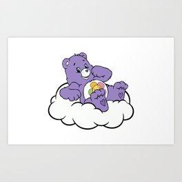 Care Bears  Art Print