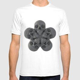 Skull Mandala Test No.2 T-shirt