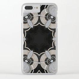 Silverstone Kaleidoscope Clear iPhone Case