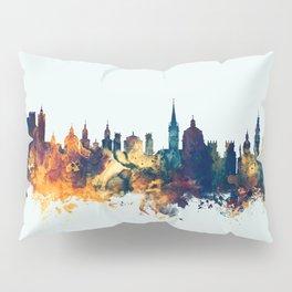 Salzburg Austria Skyline Pillow Sham