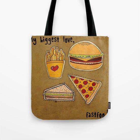 My Biggest Love Tote Bag