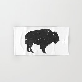 Mystic Buffalo  Hand & Bath Towel