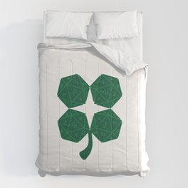 Four Crit Clover Comforters