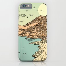 Mountain, Train & Lake iPhone 6s Slim Case