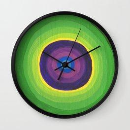 Bubbles t3oc Wall Clock