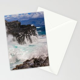 The Powerful Wonders Of The Sea Stationery Cards