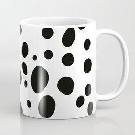 Dalmation spots Coffee Mug