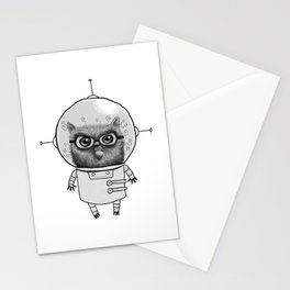 space-cat Stationery Cards