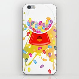 JELLY_BEANS iPhone Skin