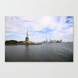 Grandioso NYC Canvas Print