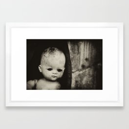 Rotten 2 the Core Framed Art Print