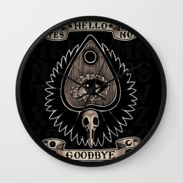 Planchette Wall Clock