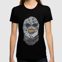 A Real Nice Ski Mask - Dumb and Dumber T-shirt