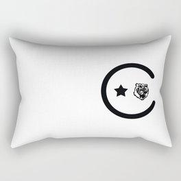 California Icons Rectangular Pillow