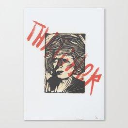 Thatcher Canvas Print