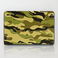 army iPad Cases featuring ARMY by Sophie