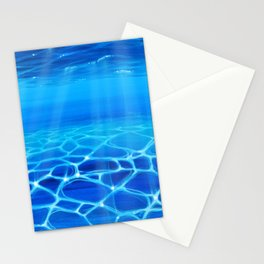 Underwater Reflections Stationery Cards