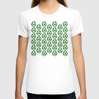 yoshi T-shirts featuring Yoshi Eggs by Rebekhaart