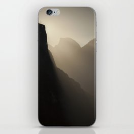 Yosemite Valley Moonlight iPhone Skin
