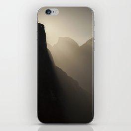 Yosemite Valley Moonlight iPhone Skin