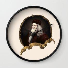 Headmaster Albus Wall Clock