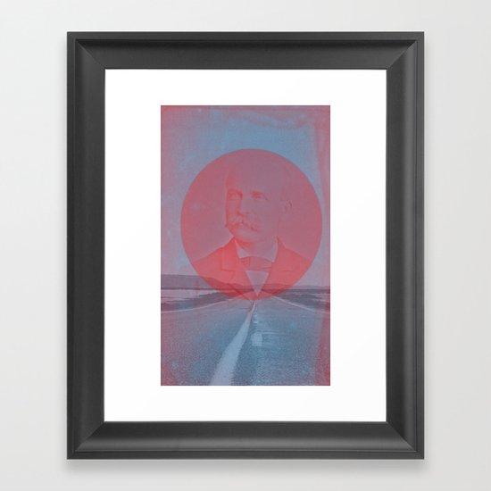 neverending  Framed Art Print