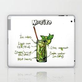 Crazy Mojito Laptop & iPad Skin