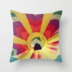 Aim High Throw Pillow