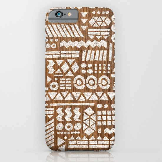 Northwoods Pattern. iPhone & iPod Case