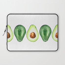 Half Avocado. Tropical Fruit. Laptop Sleeve