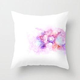 Watercolor II Throw Pillow
