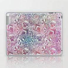 Theta Print-Pastel Laptop & iPad Skin