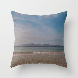 Sea of Cortez Throw Pillow