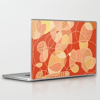 tangled Laptop & iPad Skins featuring Tangled by Anita Ivancenko