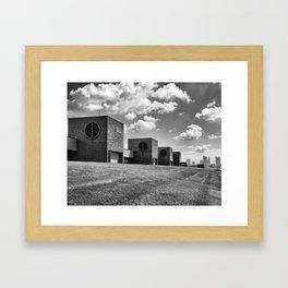 cota Framed Art Print