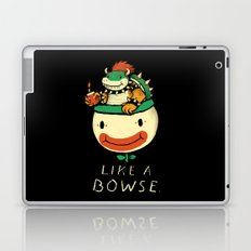 like a bowse Laptop & iPad Skin